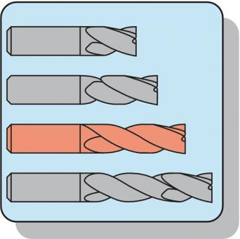 Schruppfräser  6527L D.12mm