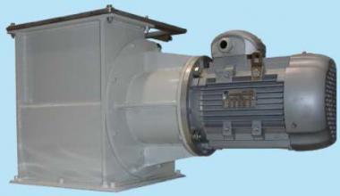 Hammermühle P4-7;5kW  max. Produktion 350 Kgs/h