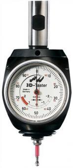 Universal-3D-Taster IP67 Einspannschaft-D.20mm