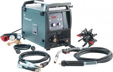 MIG/MAG-Schweißgerät MIG  300 S Set 30-300 A 3x400 V Teamwelder