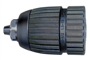 Schnellspannbohrfutter Spann-W.1,5-13mm  1/2Zoll-20 f.Rechts-/Linkslauf RÖHM