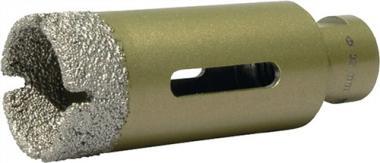 Diamantbohrkrone M14 D.25mm galvanisiert  f. Winkelschleifer