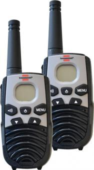 Walkie Talkie  TRX 3500 LC-Display 2 Mobilgeräten 8 Kanälen