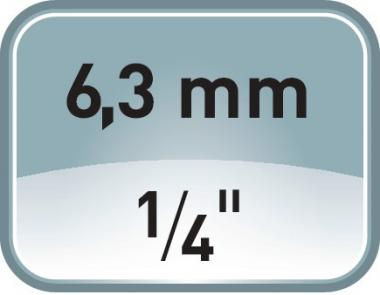 Schaftfräser  6527L D.4mm