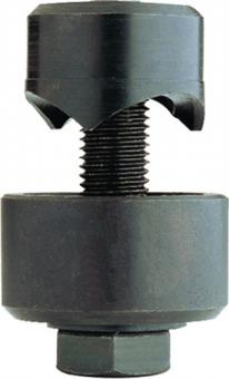 Blechlocher D.20,4mm Gr.PG13,5 Werkzeugstahl  brüniert