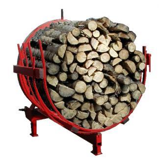 Bündelmaster für 1 m³  für 33/50/100 cm Holzlänge