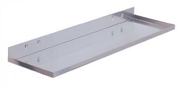 Ablageplatte B.445xT.150mm  f.Lochplattensystem