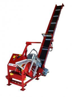 Solomat SIT 700 PH5 - mit 5m Förderband  ZW-Antrieb, Förderband über Hydraulik