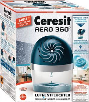 Ceresit Luftentfeuchter Aero 360 450g 20m2
