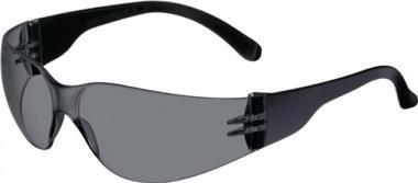 Schutzbrille NOW Daylight Basic PC-Scheibe  smoke, EN166 100%UV-Schutz bis 385nm