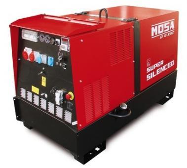 GE 15 YSXC COMPACT Mosa Stromerzeuger  6,5/14 kVA, 230/400 V, Yanmar Dieselmotor