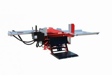 HPF17 horizontal Holzspalter 17to.  Zapfwellenantrieb, hydr. Messerverst. & Stammheber