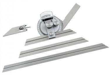 Universalwinkelmessersatz Schienen-L.150/200/300mm