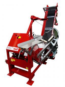 Solomat SIT 700 PH2 - mit 2m Förderband  ZW-Antrieb, Förderband über Hydraulik