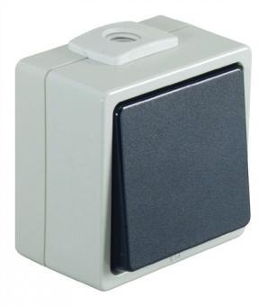 Taste/Schließer IP54 1polig 250V AC/10A