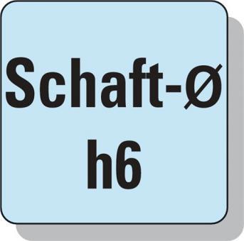 Schruppfräser  6527L D.8mm