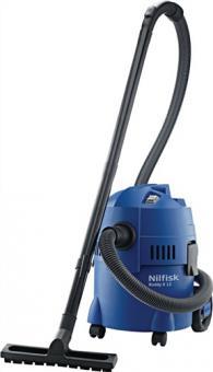 Nass-/Trockensauger Buddy II 12  1200W/3600l/min/200mbar/Behälter 12 Liter
