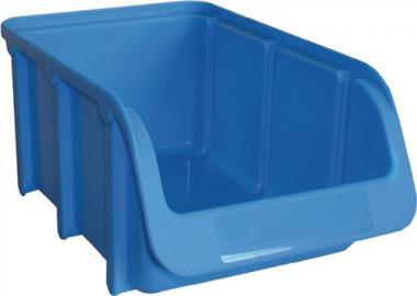 Sichtlagerkasten Gr.5 blau - 7 ST  L.470/425xB.310xH.180mm PP stapelbar