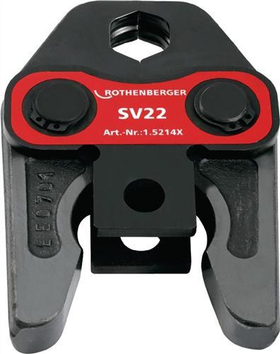 Standard Pressbacke SV 22 VARIO-PRESSBACKE