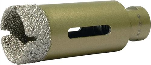 Diamantbohrkrone M14 D.25mm galvanisiert