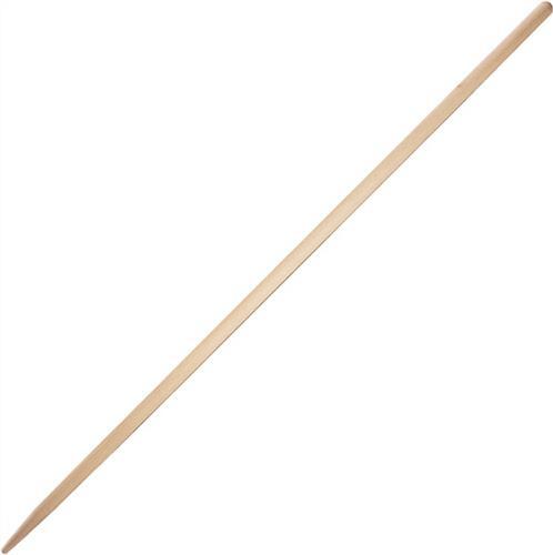 Besenstiel Länge 1200mm Durchmesser 24mm - 10 ST