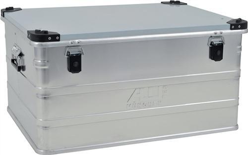 Aluminiumbox 157l 782X585X412mm m.Gummidichtung