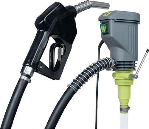 Elektropumpe 35l/min f.Diesel/Heizöl