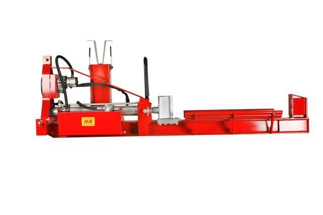 HP1000 horizontal Holzspalter 16to.