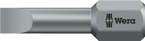Bit 8x1,6mm L.25mm 800/1TZ zähhart WERA - 10 ST