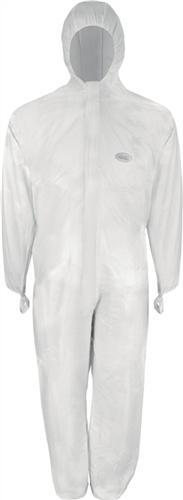 Einwegoverall Gr.XL CoverStar CS500 weiß
