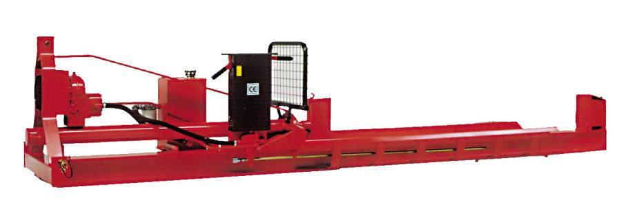 HP2000 horizontal Holzspalter 16to.