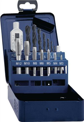 Einschnittgewindebohrersatz DIN352 M3-M12