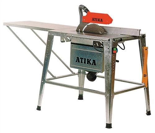 Tischkreissäge HT 315 Arbeits-Höhe 810mm