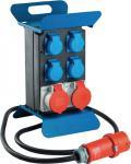 Standstromverteiler IP44 16A 400V 5polig