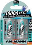 Akkuzelle Mono 10000mAh 1,2V NiMH ANSMANN