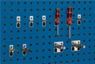 Werkzeugklemme D.13mm f.Lochplatten