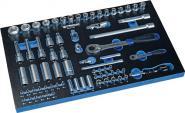 Werkzeugmodul B.595xT.377xH.30mm73-tlg.