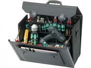 WerkzeugtascheB.460xT.190xH.340mmaus Rindleder