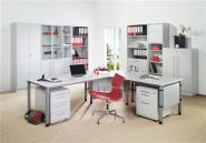 Schreibtisch B800x T800B800xH
