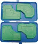 Fugenglättersatz 4-tlg. in Kunststoffbox