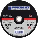 Trennscheibe f.Metall D.115x2,5mm Bohrung