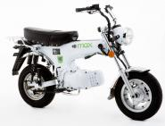 Elektrozweirad E-Max, 25km/h,  weiss