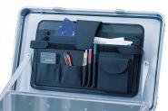 Tascheneinsatz L430xB290mm f.Unterlagen