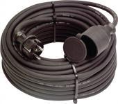 Gummiverlängerungskabel H07RN-F3x1,5mm2