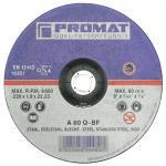 Trennscheibe f.VA/Blech D.125x1,5mm S.1,5mm