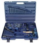 Werkzeugkoffer 40tlg. blau schlagfest