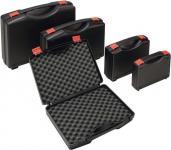 Kunststoffkoffer PP schwarz