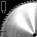 Hartmetall 450 LFZ-Kreissägeblatt