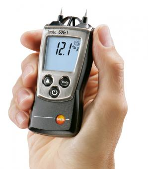 testo pocket-line 606-1  Materialfeuchte Messgerät