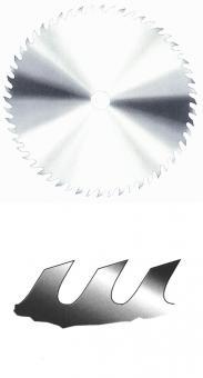 Chromstahl 300 KV-Kreissägeblatt - 1 Stk  300x30x1;6xZ=56 Wolfszahn